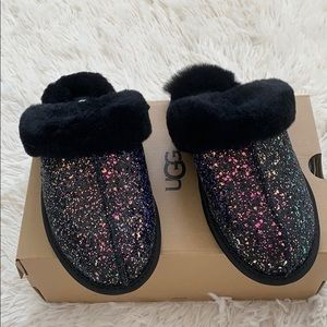 UGG scuffette 2 cosmos genuine shearling slippers